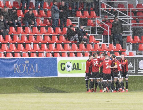FC ViOn Zlaté Moravce – Vráble